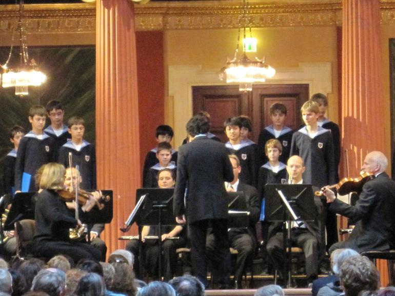 Vienna Boys Choir - Vienna