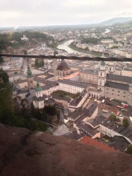 This fortress dates from the Middle Ages. Was fascinating and the views of Salzburg were incredible. The cafe was very good too. , Jeffrey G. C - October 2013