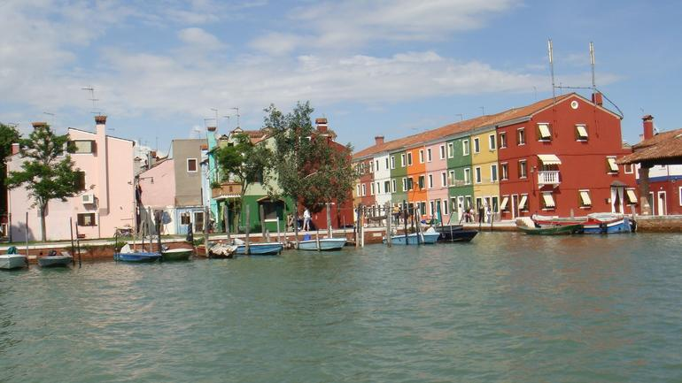 View of Island of Burano - Florence