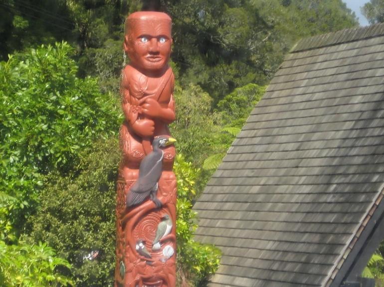 Waitomo Caves - Auckland