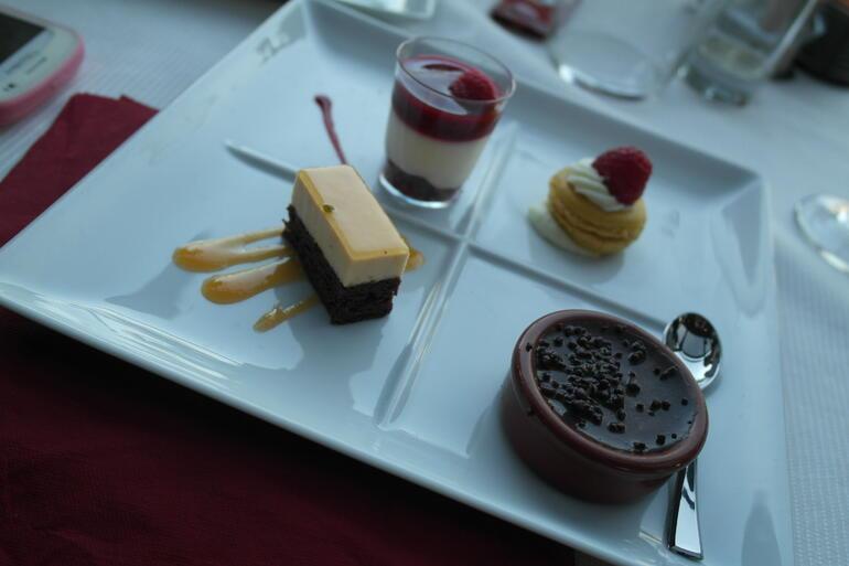 Wonderful dinner - Paris