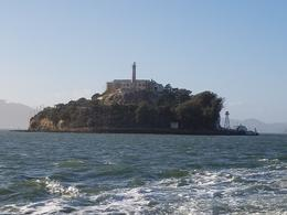 Pic leaving Alcatraz. Great experience. , JOSEPH M - October 2016