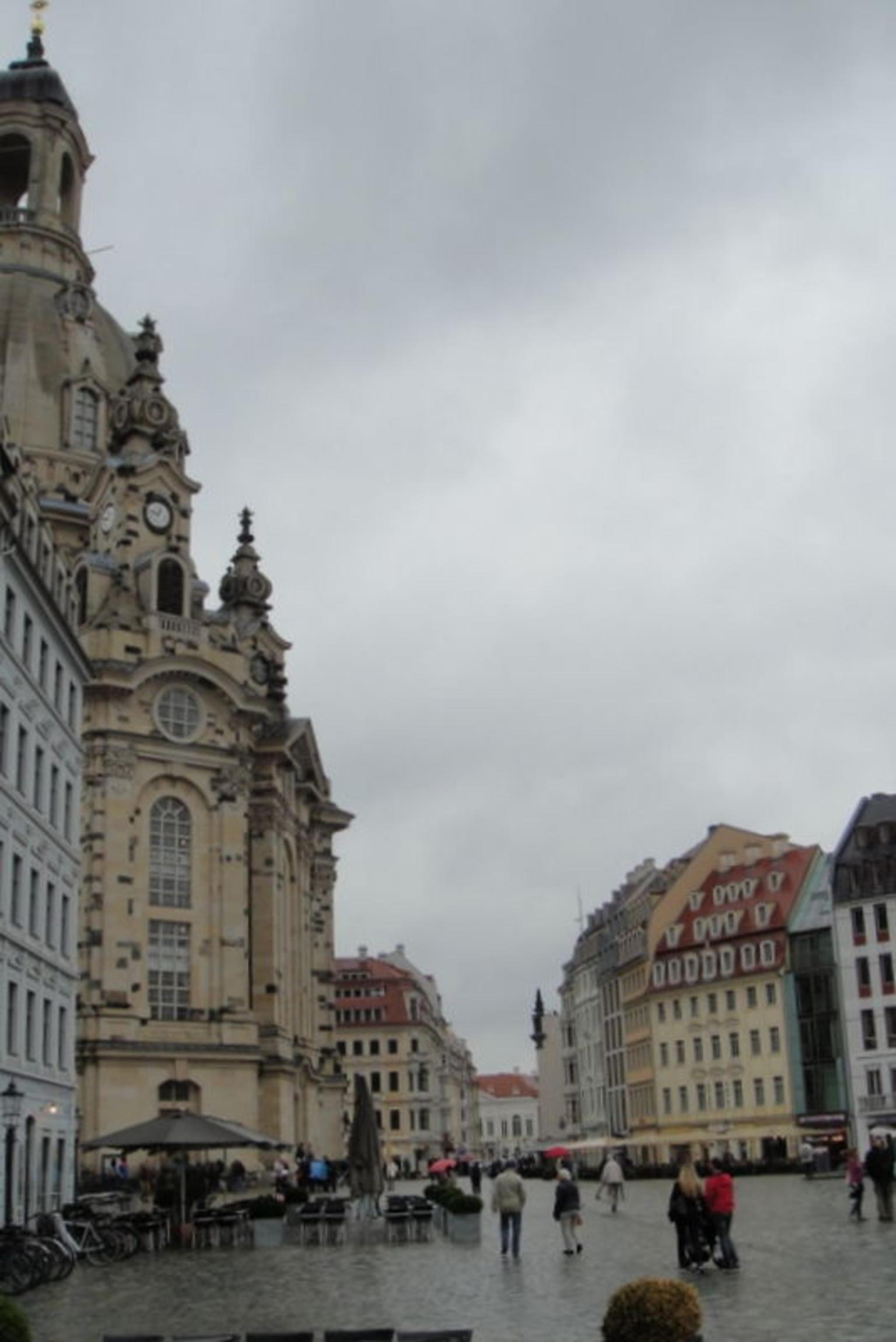MAIS FOTOS, Excursão a pé em Dresden pela cidade antiga histórica