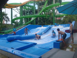 Flowrider, Waterbom , Timmothy H - February 2017