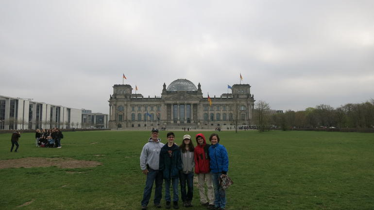 Private Walking Tour: World War 2 and Cold War Sites in Berlin photo 10