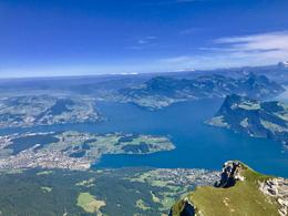 mountains and lakes epitomises Switzerland , David L - August 2017