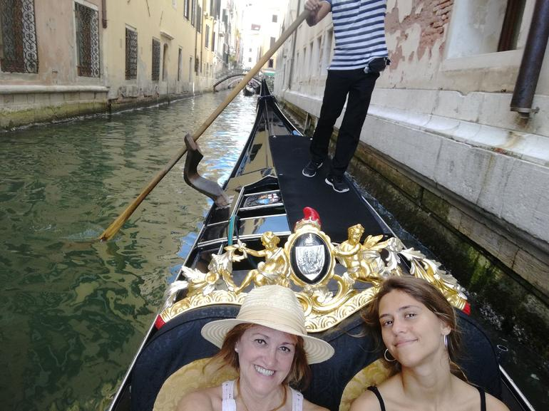Venice Walking Tour and Gondola Ride photo 25