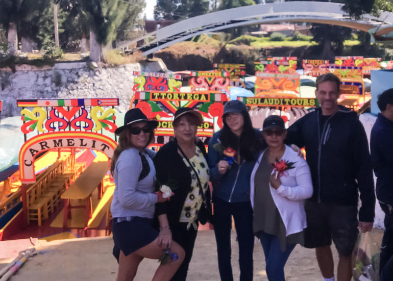 Private Tour: Xochimilco, Coyoacan and Frida Kahlo Museum in Mexico City