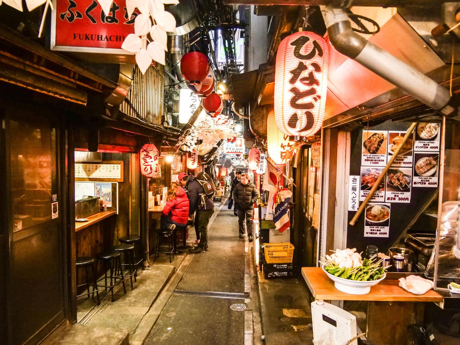 Tokio, Kobe & Okinawa mit Sushi-Kurs, Tokio Streetfood und Sake-Verkostung entdecken