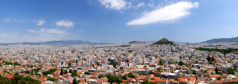 Athens City -