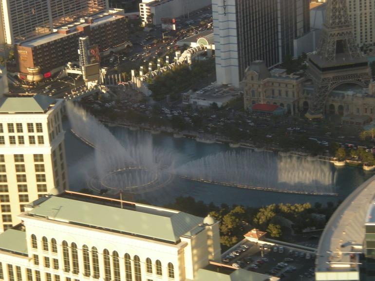 Bellagio Water Show - Las Vegas