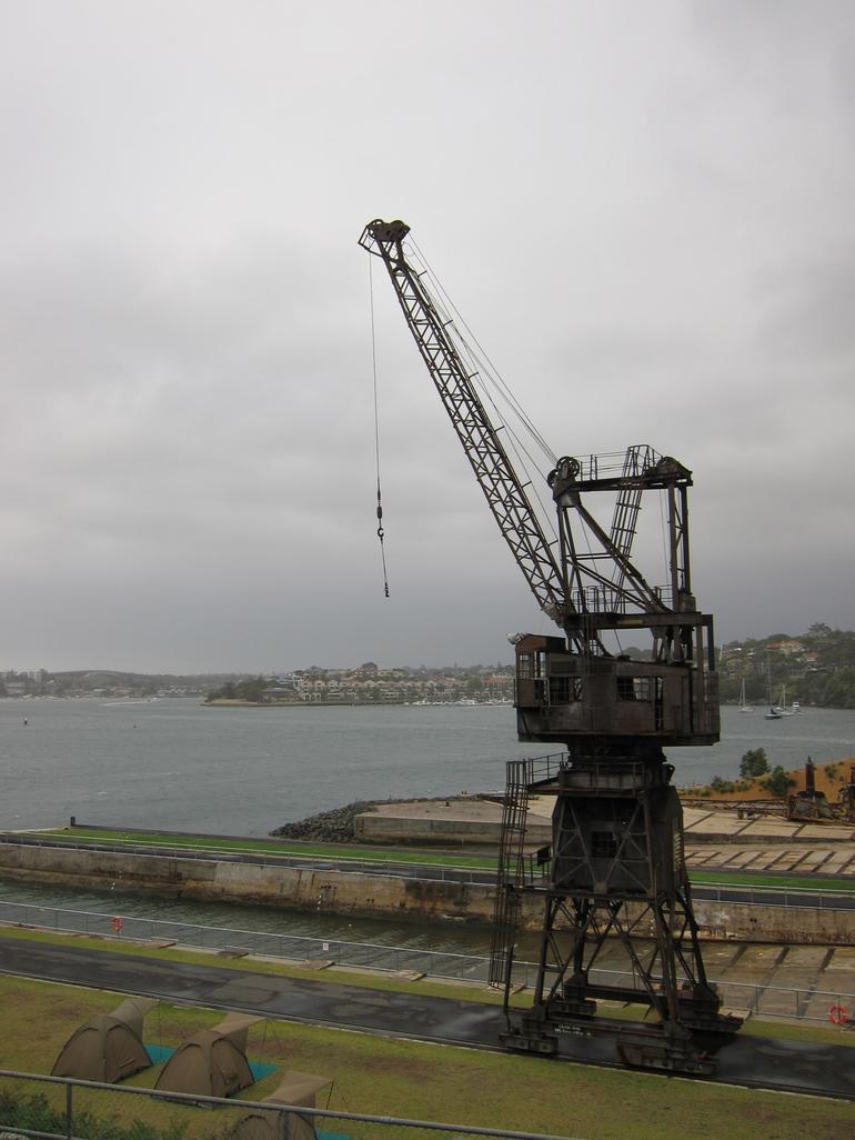 Big Crane -