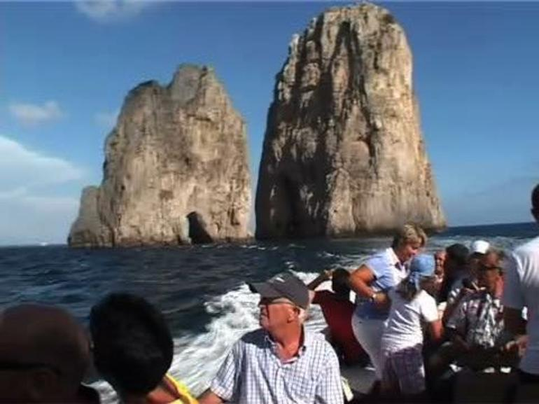 Capri Day Trip from Rome - Rome
