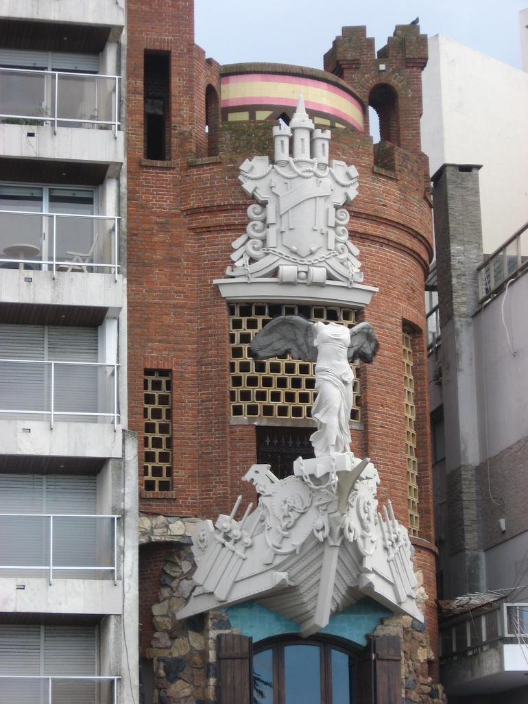 Castillo Pittamiglio - Buenos Aires