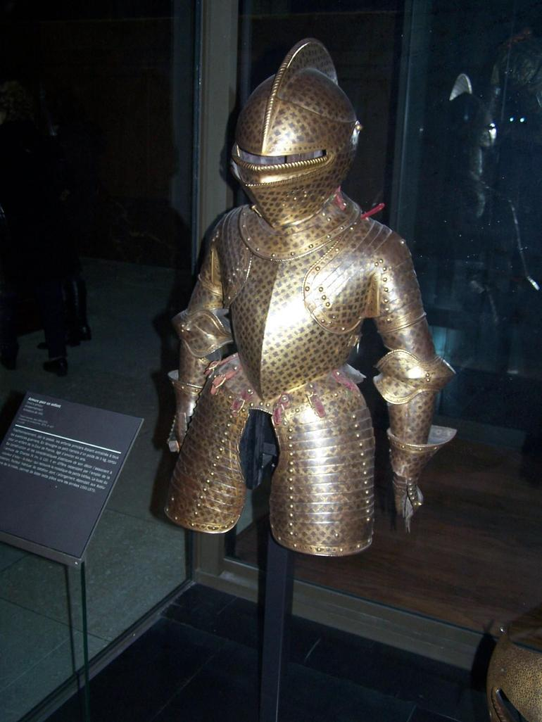 Child's Armor - Paris