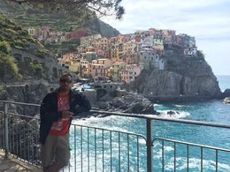 Cinque Terre, this is the first village, it had an amazing view , ROBERTO M - August 2016