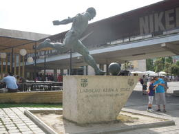 Barça's Stadium, Rosane - August 2013