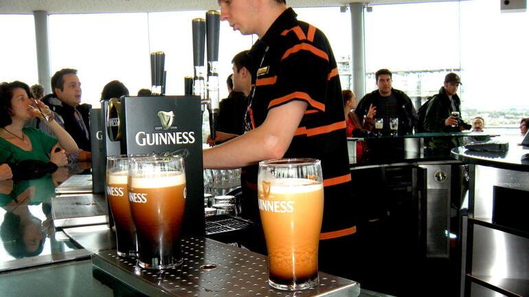 Guiness, Guiness - Dublin