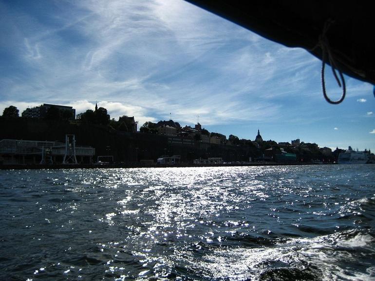 Hop on/Hop off Boat Tour - Stockholm
