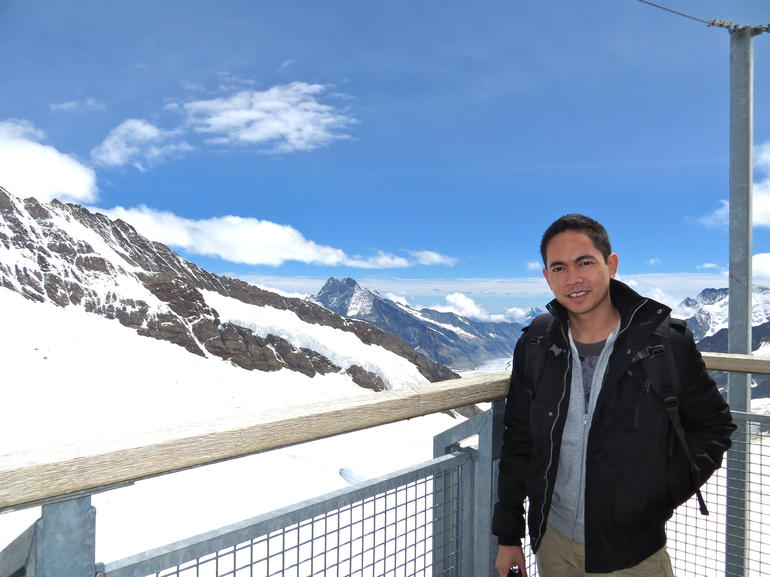 Journey to Jungfraujoch4 - Zurich