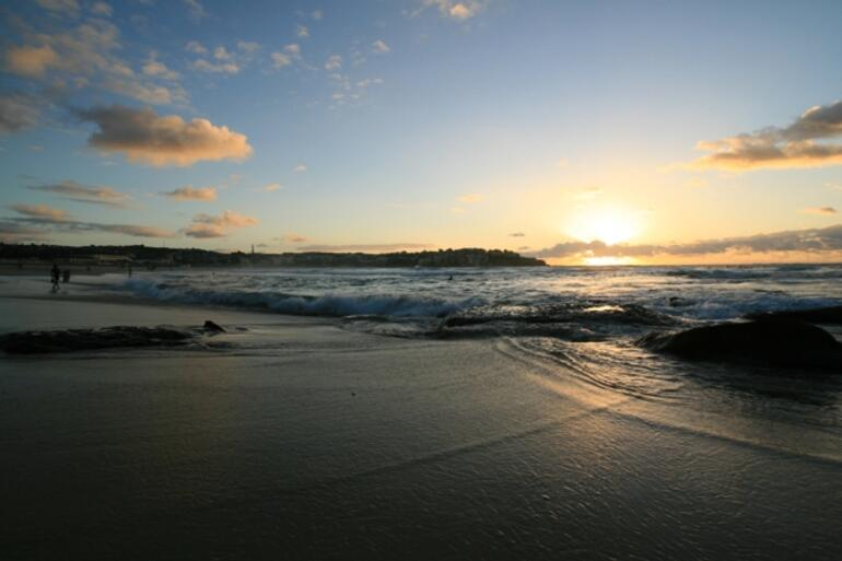 Just another sunrise at Bondi -