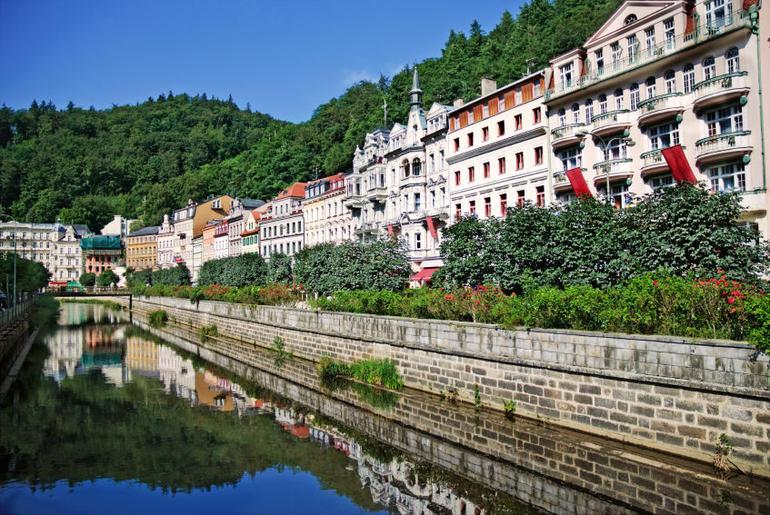 Karlovy Vary landscape - Prague