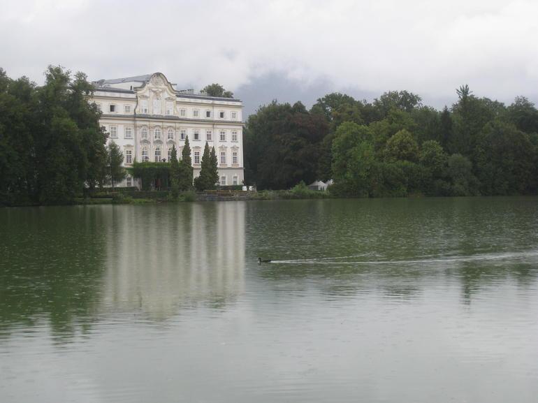 Leopold's Palace - Salzburg