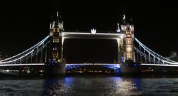 The night view of the Bridge took our breath away!!!! , Kenneth K - October 2013
