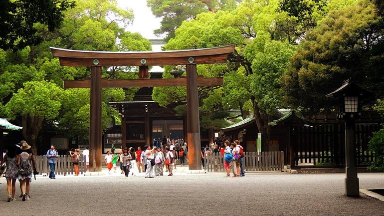 Mejii shrine - Tokyo