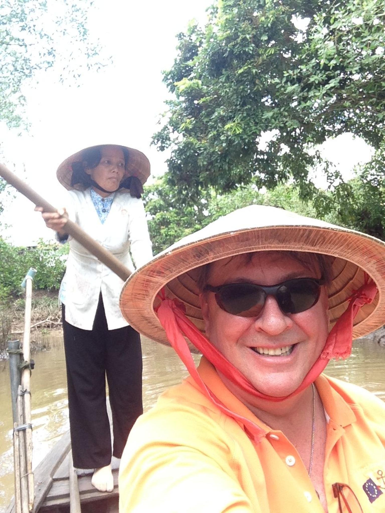 MÁS FOTOS, Excursión de un día al delta del Mekong con clase de cocina y visita al mercado flotante de Cai Be