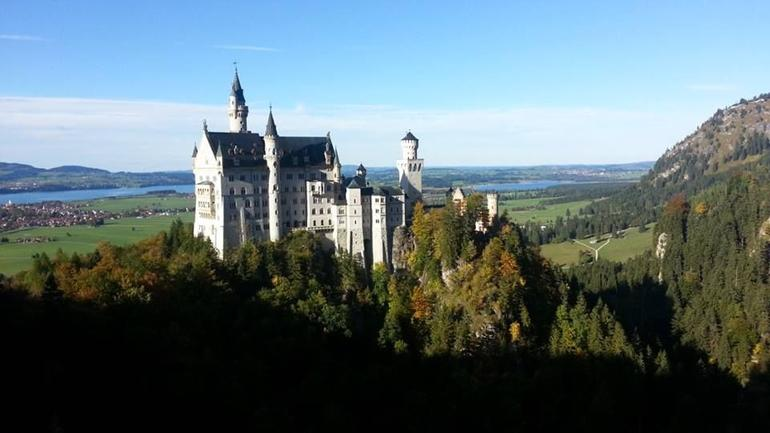 Neuschwanstein Castle - Munich
