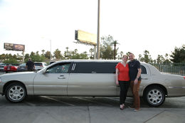 Limo Photo Tour In Las Vegas - 12th May 2015 , Jonathan B - May 2015