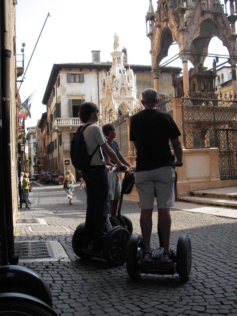 Verona Segway Tour photo 14
