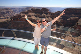 Anne and Joe... we got here !!!! , Anne G - September 2015