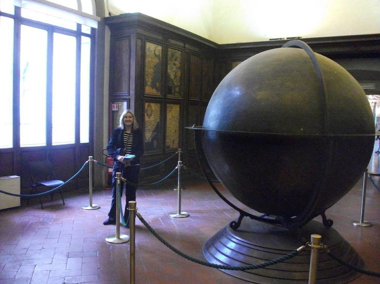 The Globe - Rome