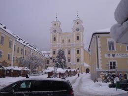 The snow was a bonus! , C. M. H - December 2012
