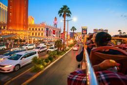 The Las Vegas Big Bus Hop-On Hop-Off tour., Viator Insider - December 2017