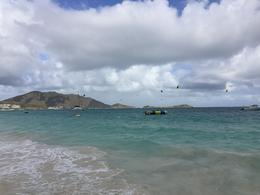 View from Orient Beach , Patrick T - February 2017