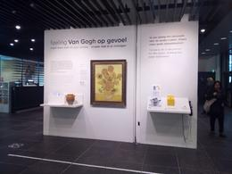 Van Gogh museum ground floor , Marina F D - July 2017