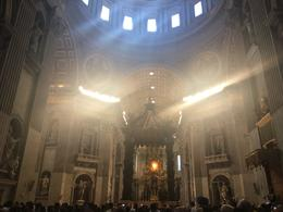 St. Peter's Basilica , Jessica H - July 2017