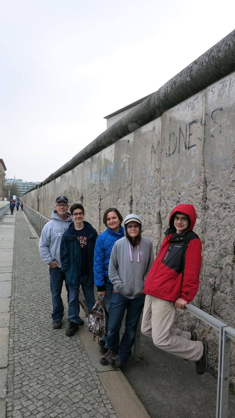 Private Walking Tour: World War 2 and Cold War Sites in Berlin photo 9