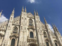 Duomo, Milan , Carol M - July 2017