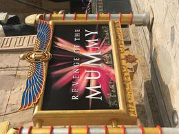 The Mummy Ride , rniles - August 2017