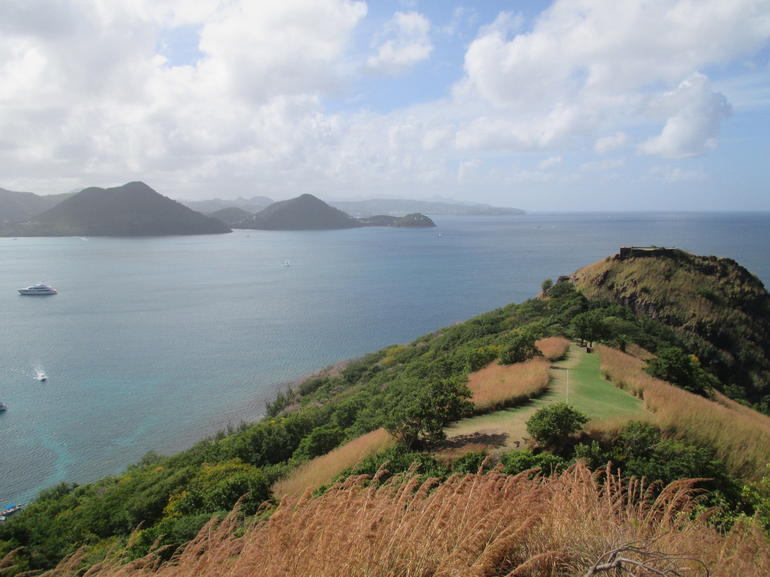 Day Trip to Pigeon Island