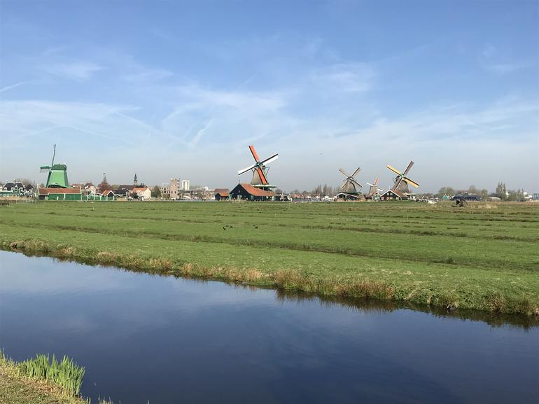 Small Group Zaanse Schans Windmills, Volendam and Old Villages Tour from Amsterdam Including Dutch Schnapps Tasting photo 13