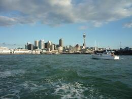 baie d'Auckland , Ghislaine R - May 2014