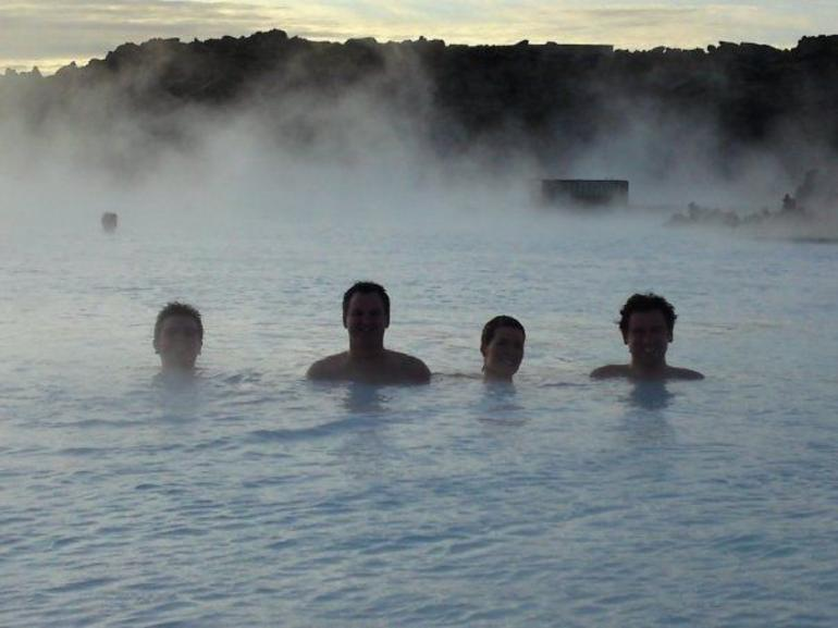 Blue Lagoon from Reykjavik - Reykjavik