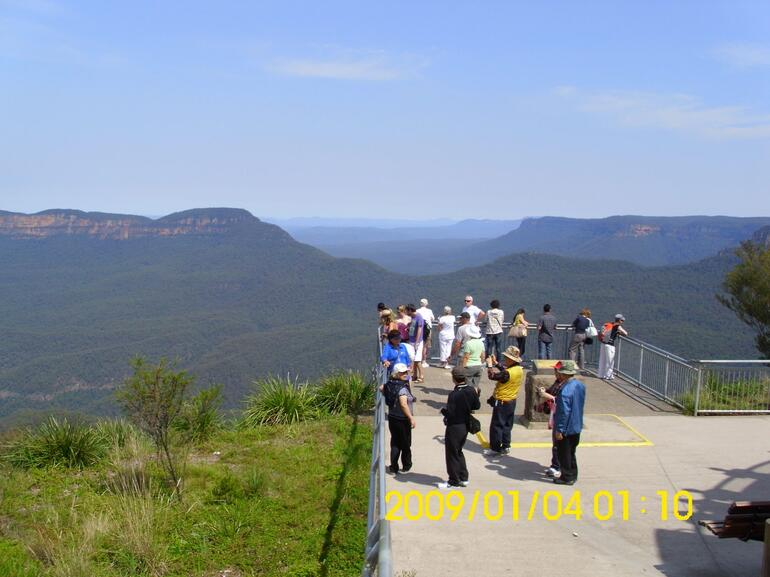 Blue Mountains in Australia - Sydney
