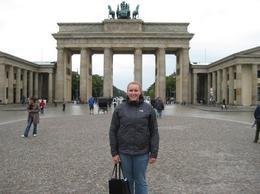 the famous Brandenburg gate!, clairemc - October 2010
