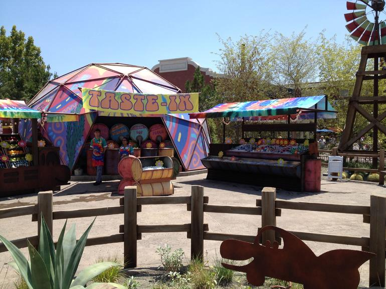 Cars Land - Anaheim & Buena Park